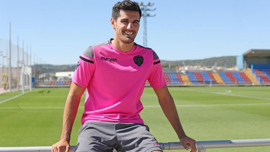 Chema se recupera a tiempo para enfrentarse al Sevilla
