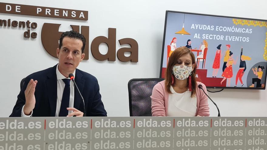 Elda destinará 200.000€ en ayudas a las pymes y autónomos del sector eventos por la crisis sanitaria