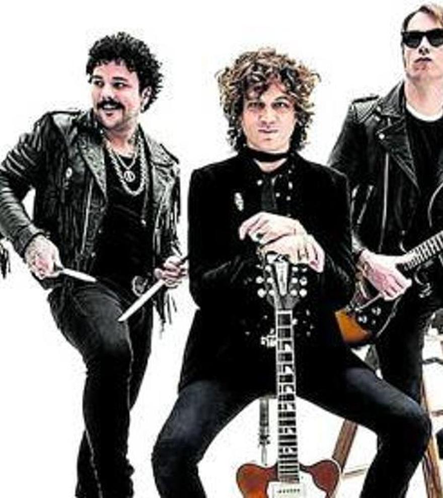 El rock y y la actitud de Los Zigarros y el pop elegante de Xoel López