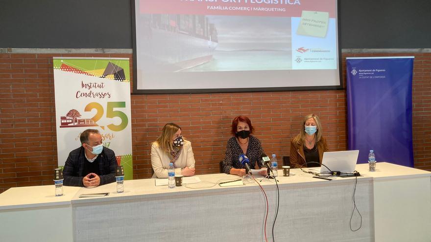 Figueres tindrà el curs vinent el cicle de Transport i Logística per la demanda de les empreses