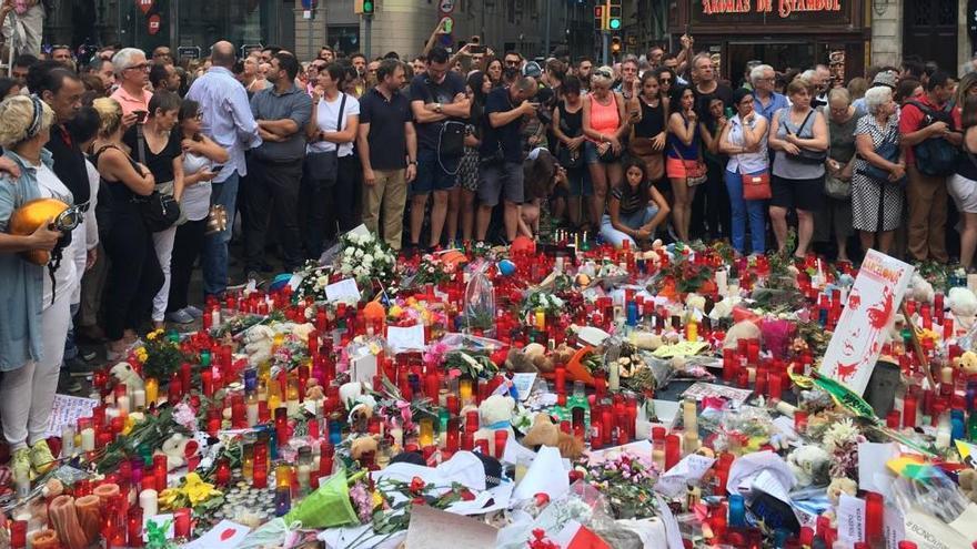 El padre de un niño muerto en el atentado de Barcelona pide una comisión de investigación