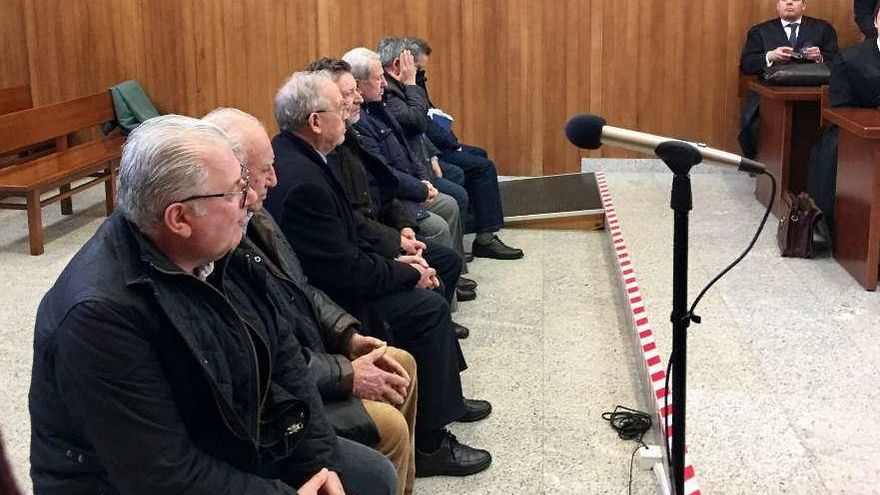 Cinco empresarios reconocen que generaron facturas falsas por valor de 1,7 millones de euros