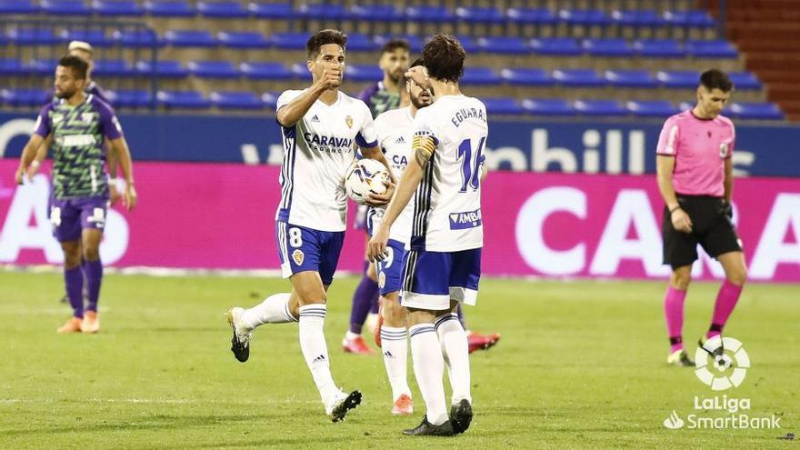 """Adrián: """"Veo los partidos del Málaga cada vez que puedo"""""""