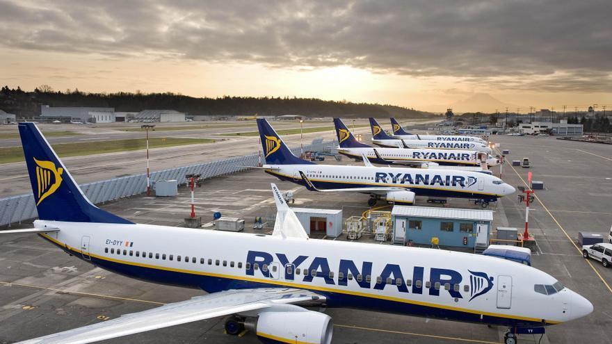 Ryanair pide a Irlanda incluir a Canarias en una lista verde