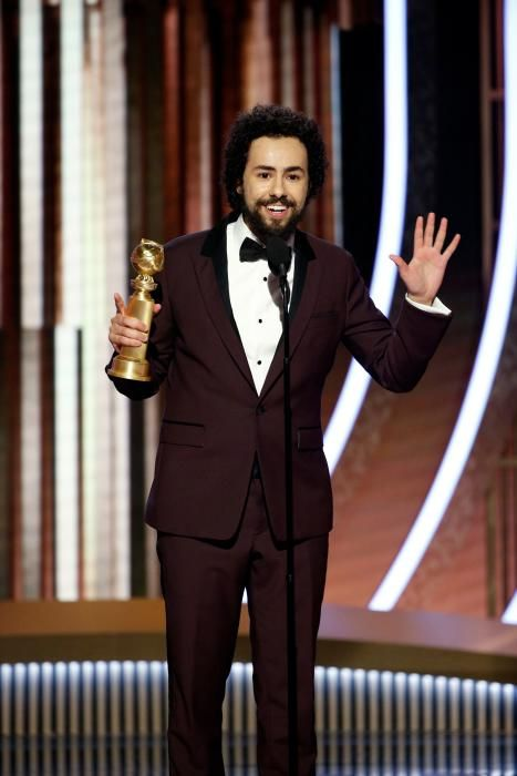 77th Golden Globe Awards - Show - Beverly Hills, ...
