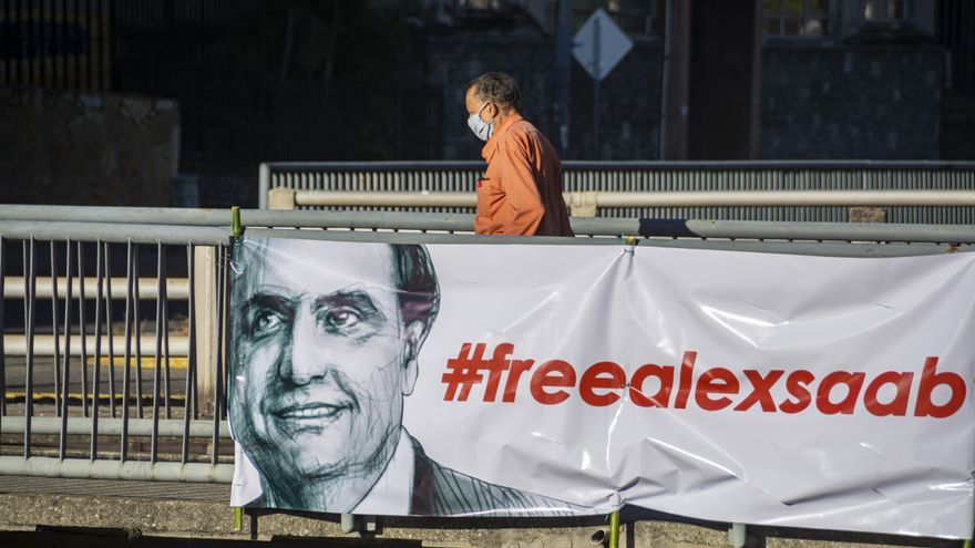 Cabo Verde extradita a EEUU a Alex Saab, presunto testaferro de Nicolás Maduro