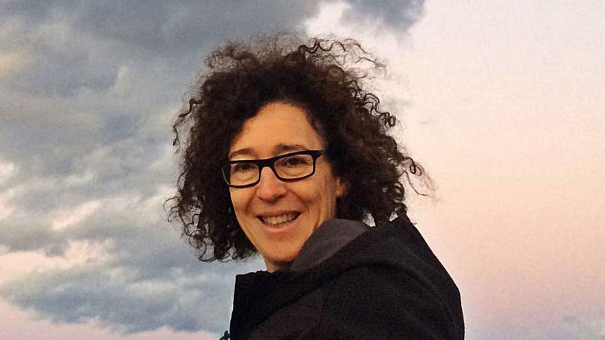 La manresana Cristina Masanés porta avui «Eroica» a la llibreria Papasseit