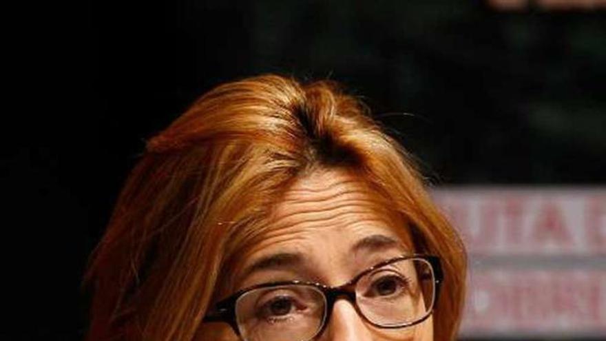 Mayte Martín Pozo, candidata del PP a la Alcaldía de Zamora