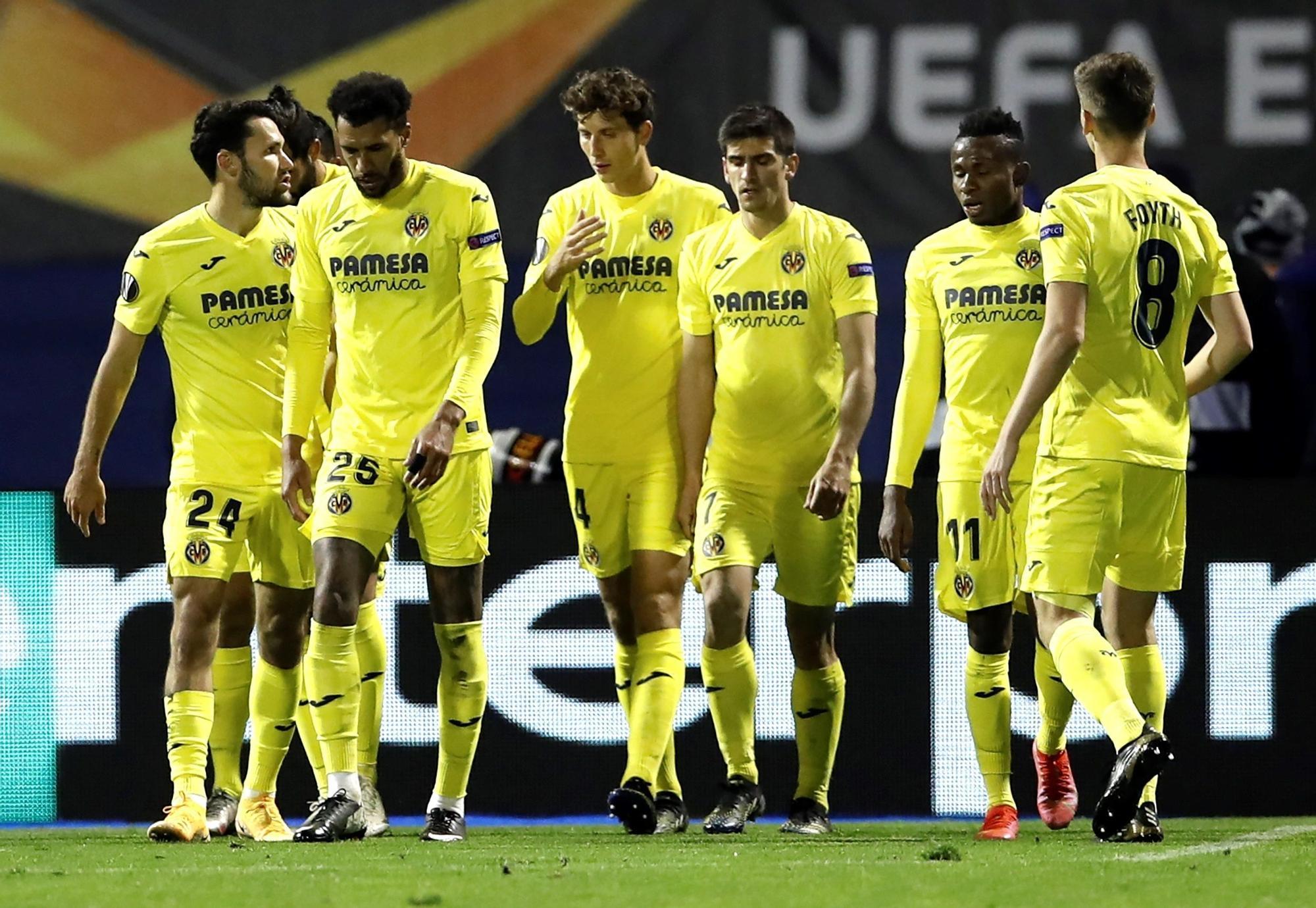 Dinamo de Zagreb - Villarreal