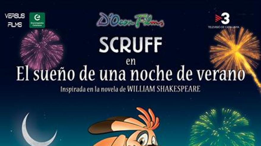 Scruff. Sueño de una noche de verano