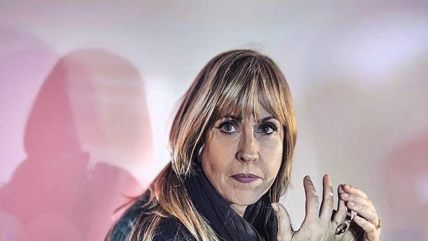 Teresa Giménez: «Molts llacets grocs, però a Europa cada vegada en passen més»