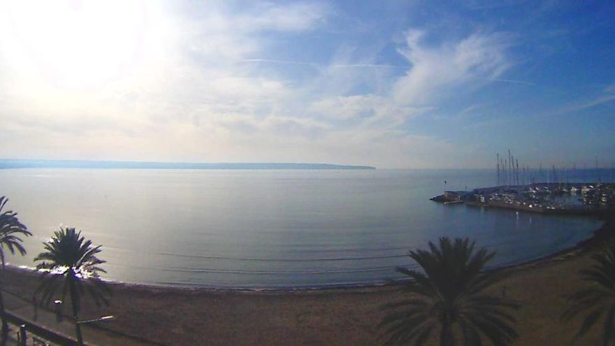 Die neue Woche bringt Sonnenstrahlen und Regenfälle für Mallorca