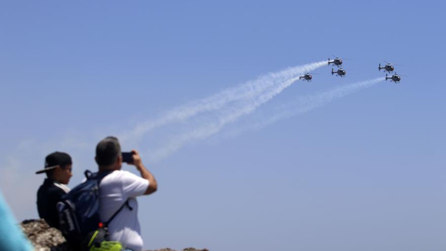 El Festival Aéreo de Torre del Mar vuelve este fin de semana con 35 aeronaves