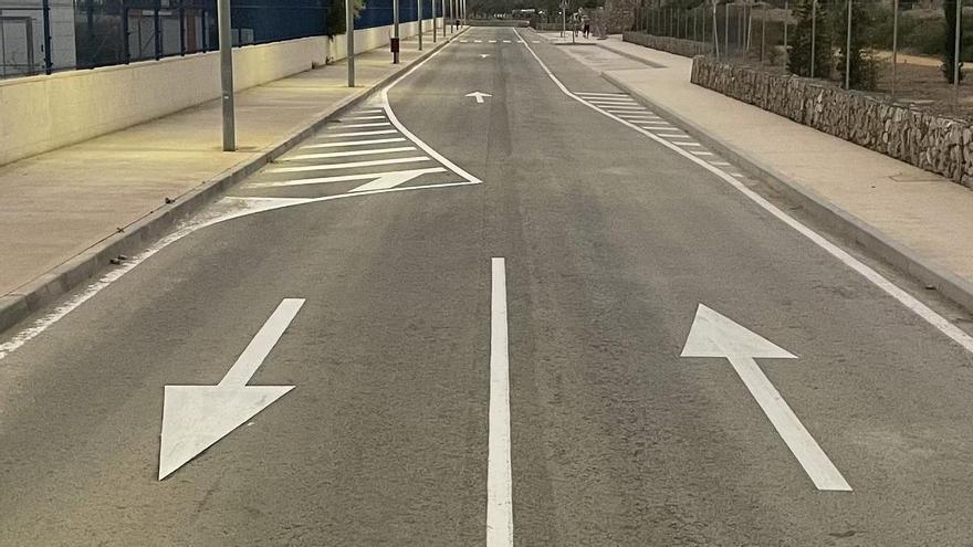 """La extraña calle de Alicante a la que es """"imposible"""" llegar"""