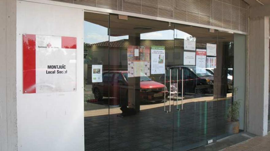 Girona comprarà un local al barri de Montjuïc per crear un espai cívic