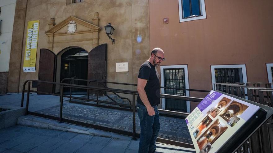 Vuelven las visitas guiadas al espacio cultural Santa Catalina
