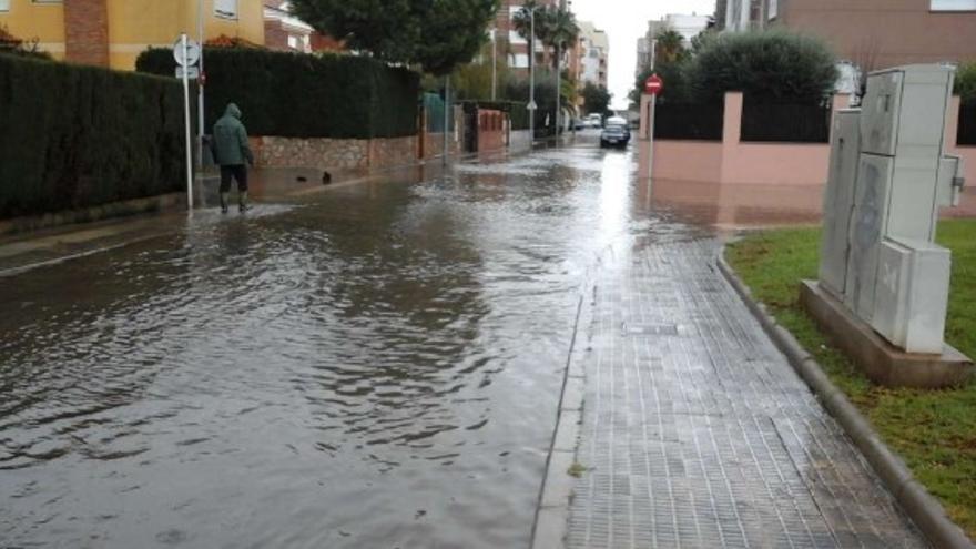 Burriana evitará inundaciones en el barrio Virgen del Carmen