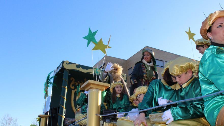 Comienzan los preparativos para la celebración de la Cabalgata de Reyes y el Carnaval de Mérida