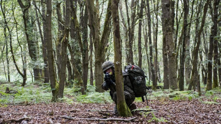 El Campus de Mieres y el Ejército se unen para hacer investigaciones en Cabo Noval