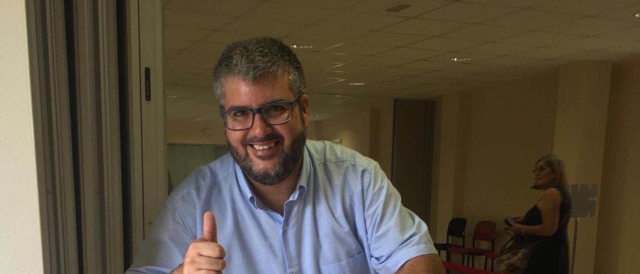 "Jordi Martí: ""Hem consolidat la majoria sobiranista"""