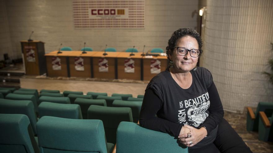 CC OO renueva sus equipos directivos en l'Alacantí tras los congresos celebrados