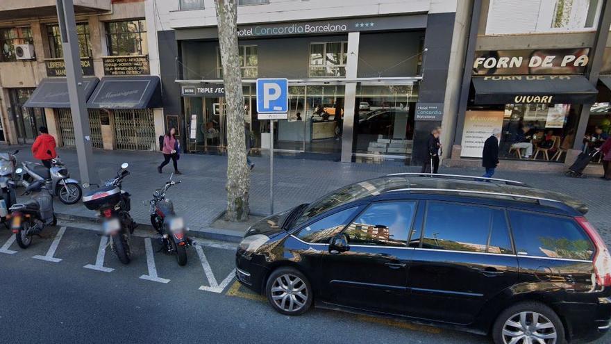 Los Mossos investigan el asesinato de un niño de dos años en un hotel de Barcelona a manos de su padre