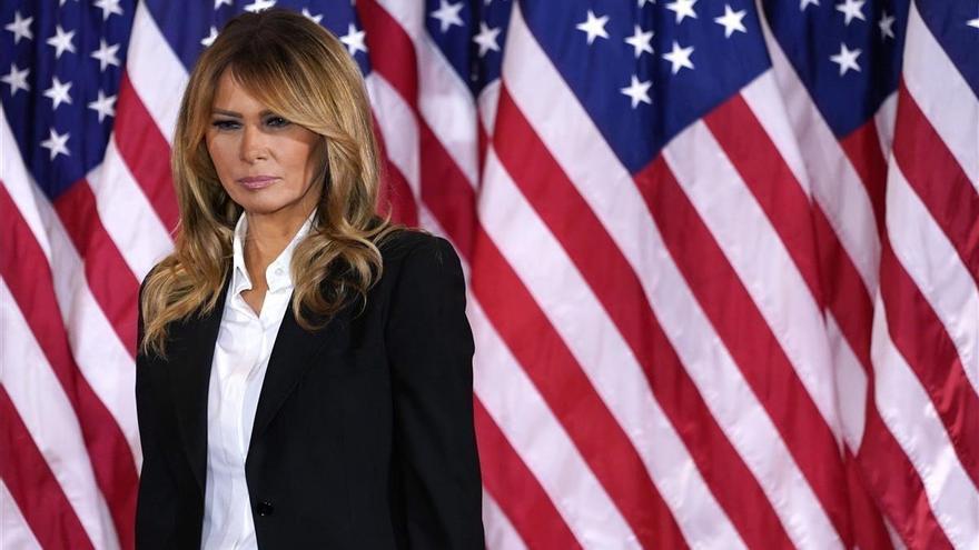 """Melania Trump reclama """"unas elecciones justas y con total transparencia"""""""