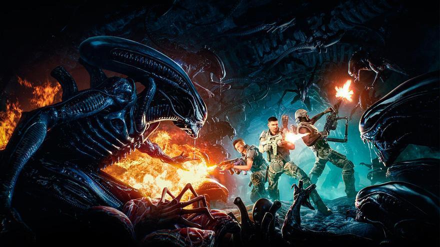 'Aliens Fireteam Elite': ya hay fecha para el regreso del xenomorfo