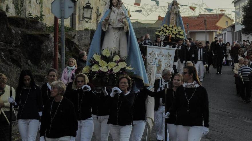 Vilaxoán se niega a pagar a Portos de Galicia los 800 euros que re reclama por las fiestas del Rosario