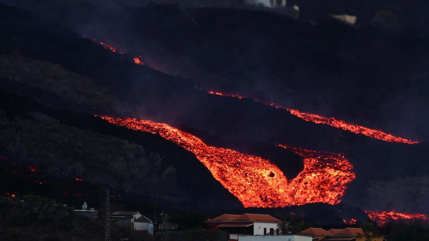 La situación en las proximidades del volcán se agrava cada día