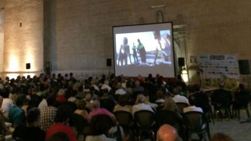 El Festival de Cine de Sax vuelve a ser presencial