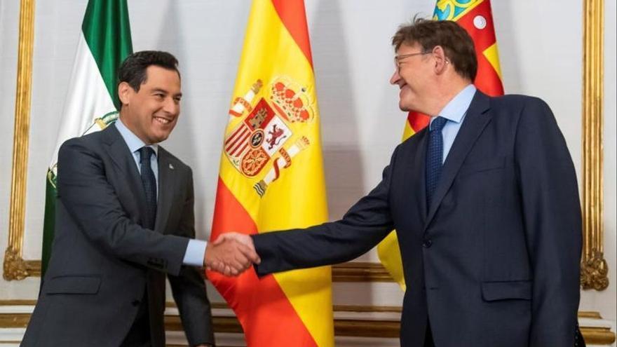 Puig y Moreno se miran de reojo para adelantar las elecciones