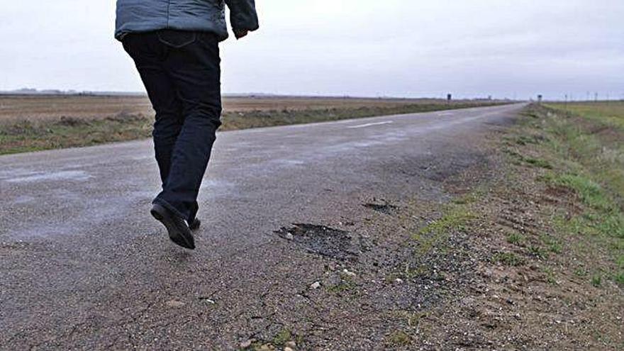 Fomento ensanchará la carretera de Villamayor de Campos a Castroverde