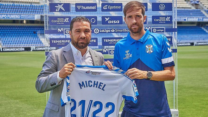 Míchel, el gerente del juego