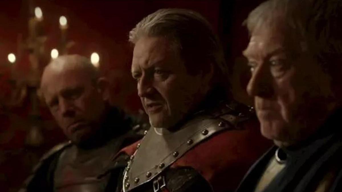 B.J. Hogg en la serie Juego de tronos.