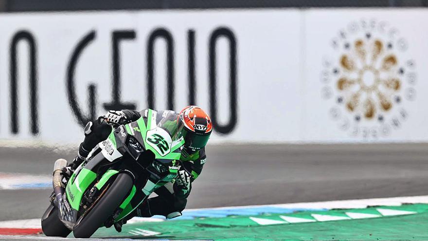 Isaac Viñales vuelve a cosechar puntos para el Orelac Racing de Algemesí