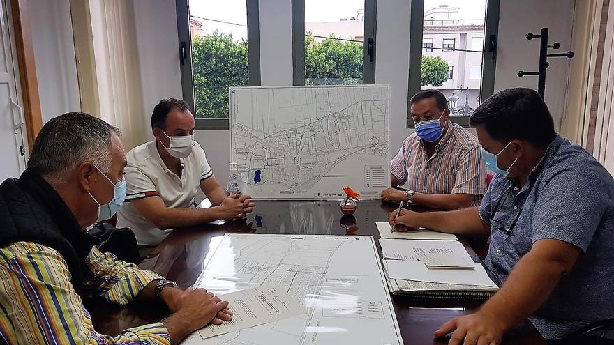 El Plan Vega Renhace del Consell culmina las visitas a los 27 ayuntamientos de la Vega Baja