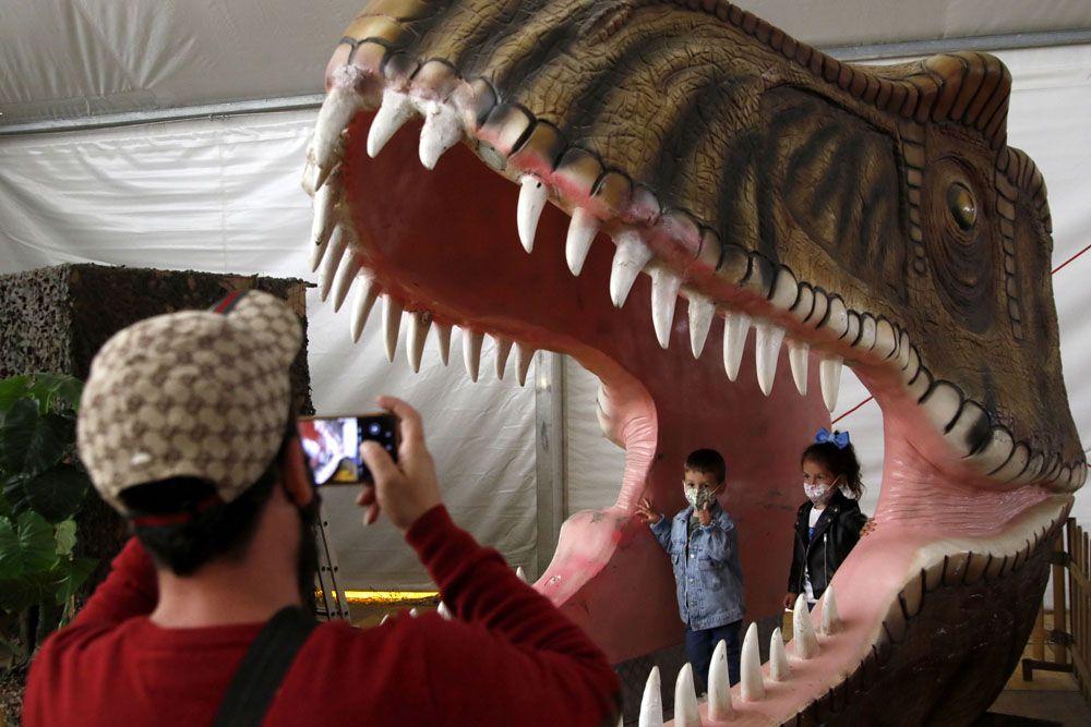 Los dinosaurios toman Córdoba