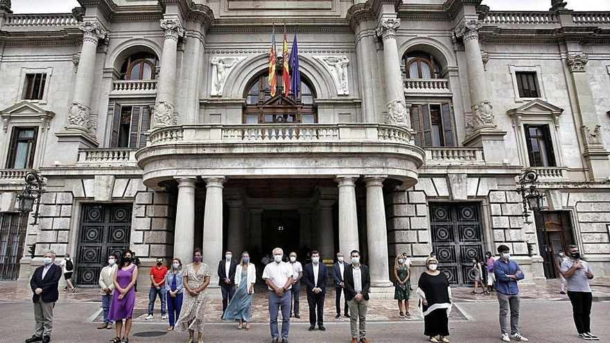 Los juzgados valencianos lideran la concesión de órdenes de protección