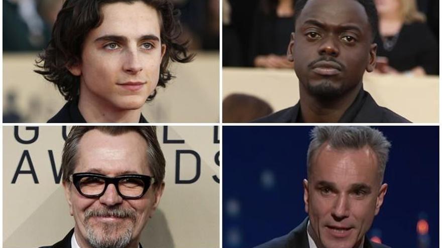 Oscar a mejor actor: conoce los nominados 2018