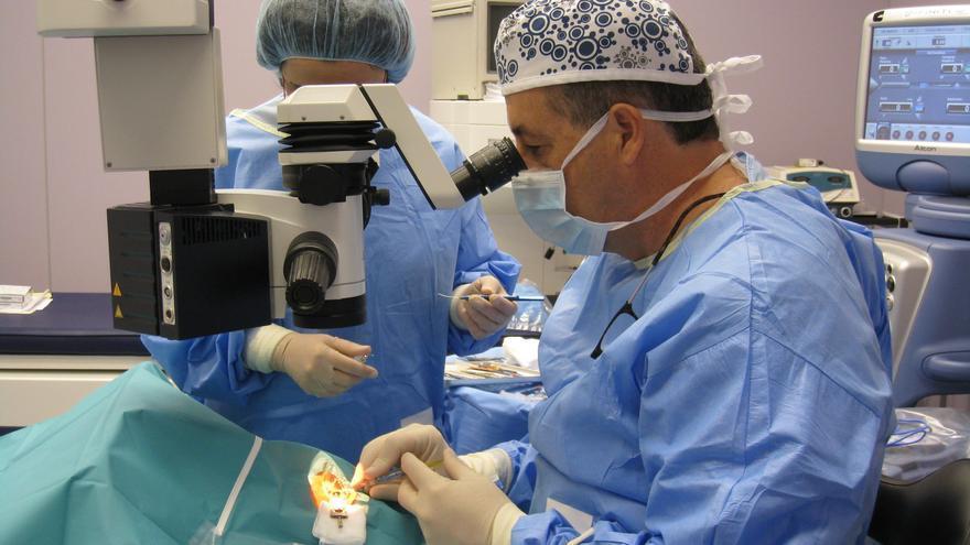 «Atendemos todo tipo de consultas sobre problemas oculares»