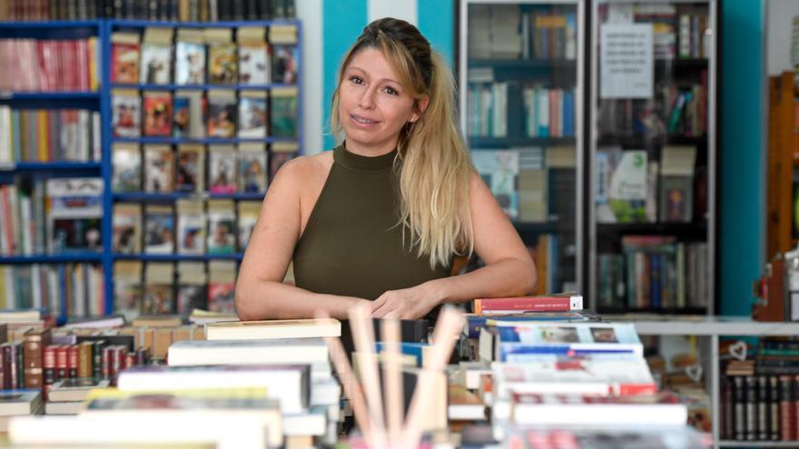 Cierra una tienda de libros de ocasión en Santa Catalina