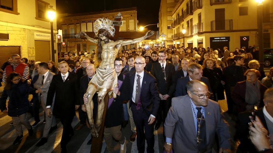 Fiestas del Cristo del Salvador en el Cabanyal