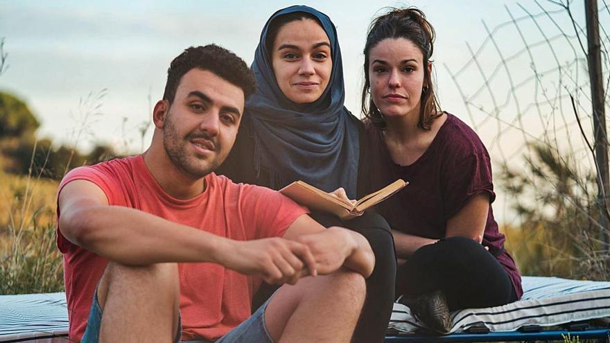 Georgina Latre: «L'obra ajuda a empatitzar amb  la crisi humanitària dels refugiats»