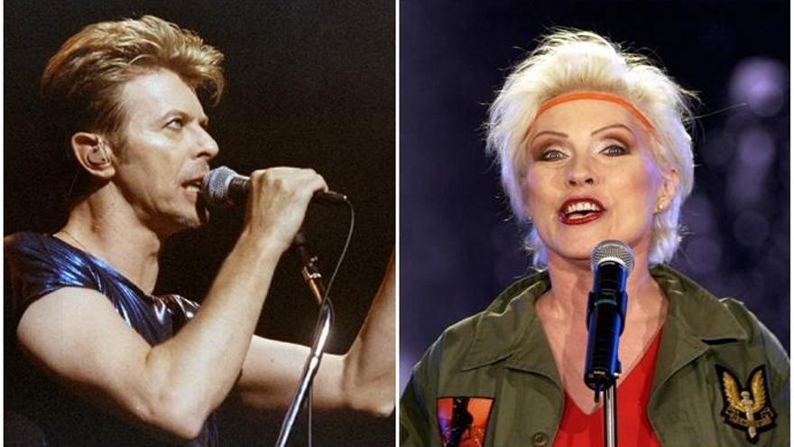 Blondie desvela en su libro una surrealista anécdota sobre David Bowie