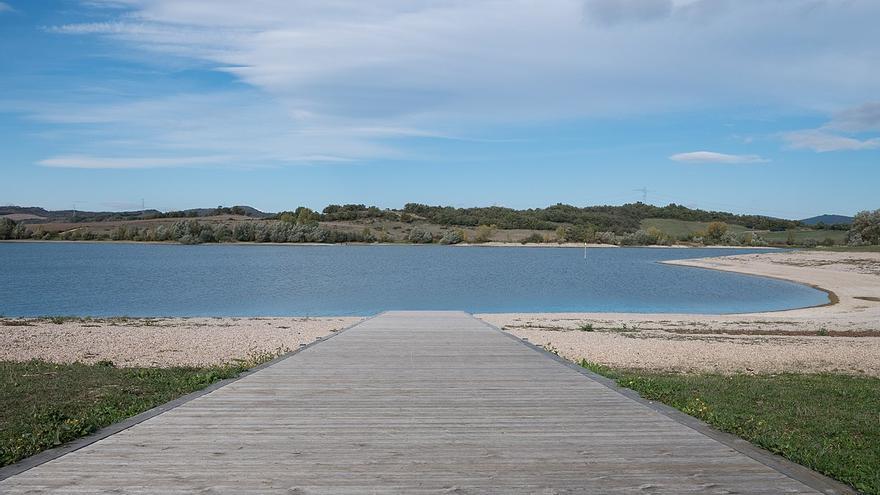 Aquestes són les sis millors platges d'interior d'Espanya