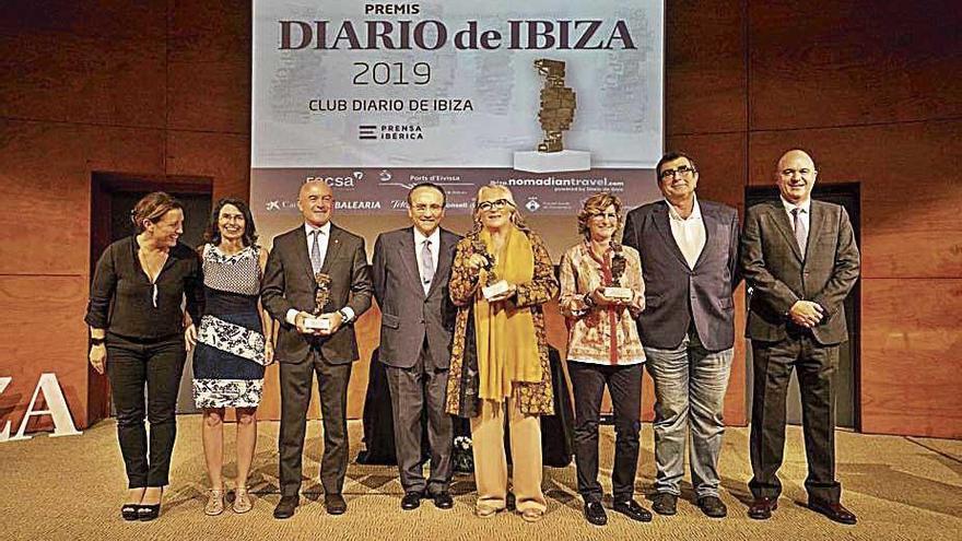 Diario de Ibiza entrega sus premios que destacan los valores sociales