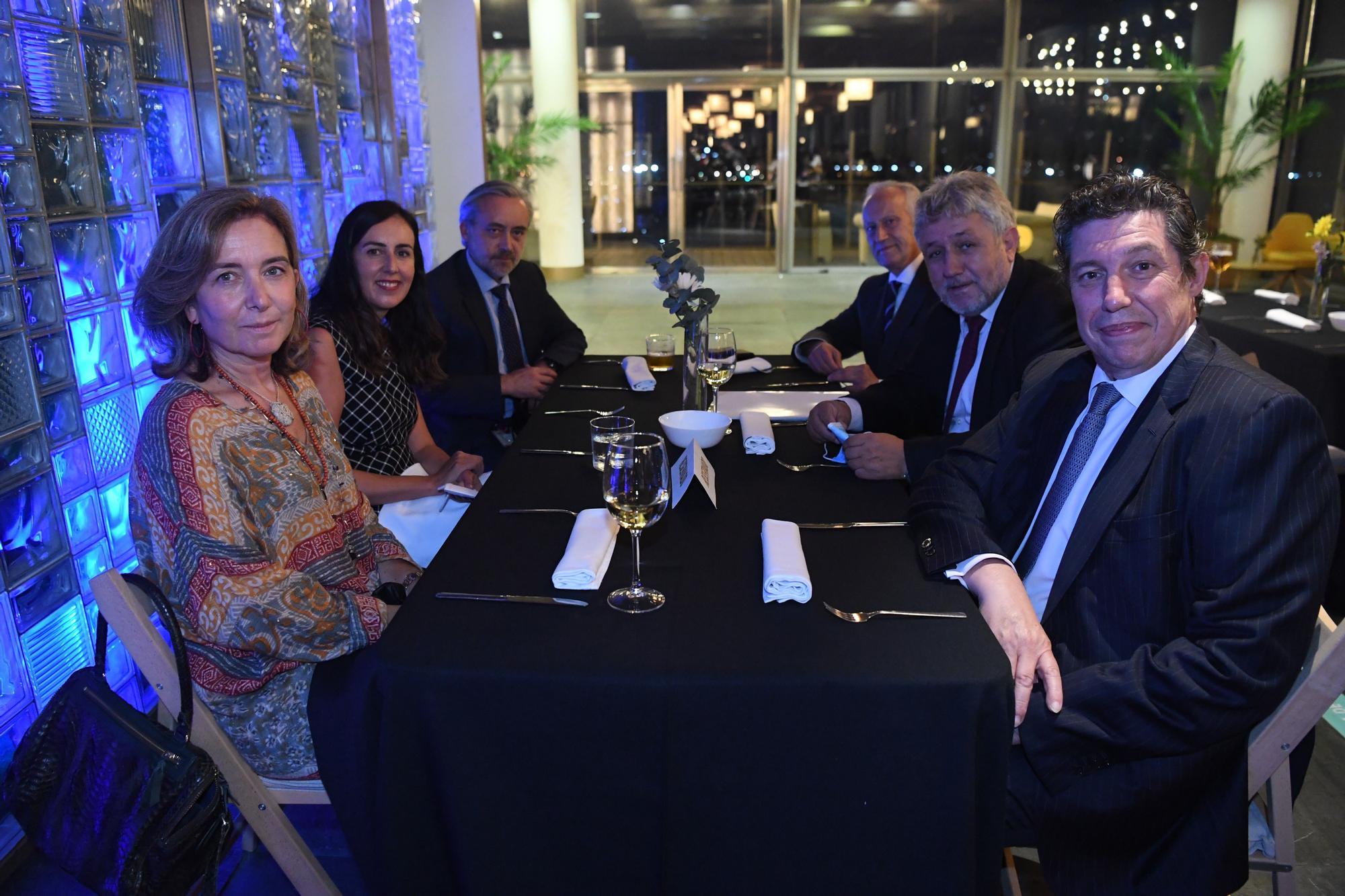 XX Aniversario LA OPINIÓN A CORUÑA   Los invitados al convite