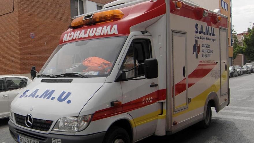 Muere un trabajador de 29 años atrapado por una máquina en Callosa de Segura