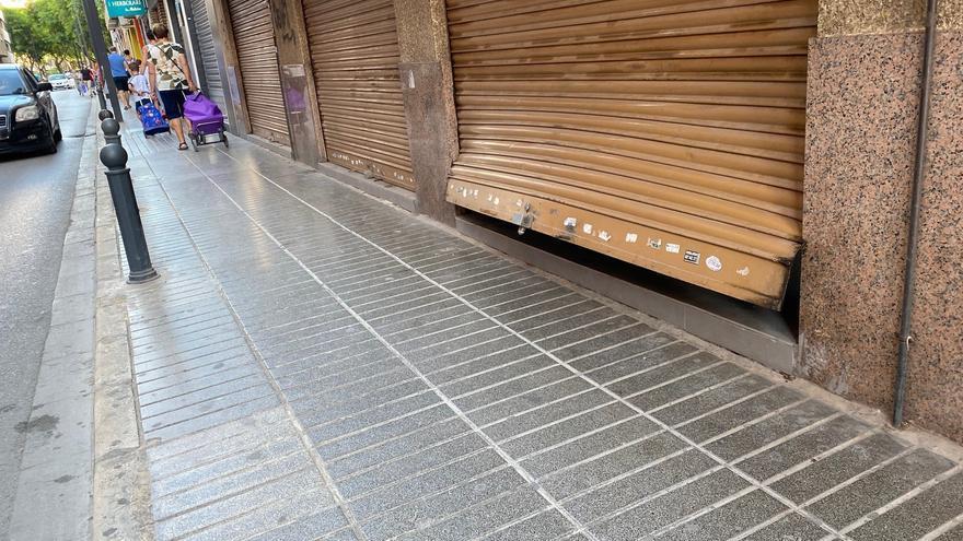 Comercios de Torrent denuncian una oleada de robos en pleno centro